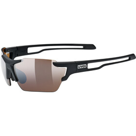 UVEX Sportstyle 803 Colorvision Bike Glasses Small black